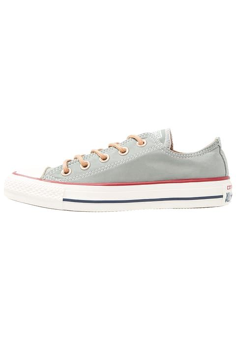 Converse CHUCK TAYLOR ALL STAR PEACHED  - Sneakers laag - camo green/biscuit/egret - Zalando.nl