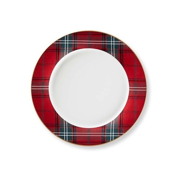 Williams-Sonoma Tartan Dinner Plates Set of 4 ($54) ? liked on Polyvore  sc 1 st  Pinterest & Williams-Sonoma Tartan Dinner Plates Set of 4 ($54) ? liked on ...