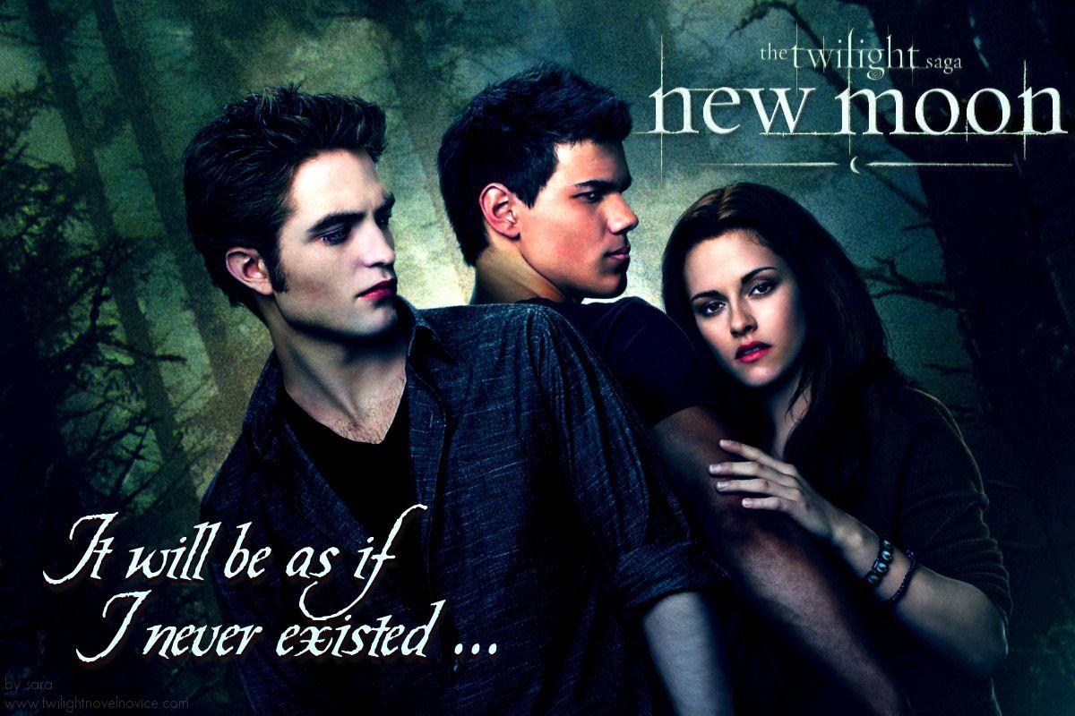 New Moon New Moon Movie Twilight Saga New Moon Twilight Saga