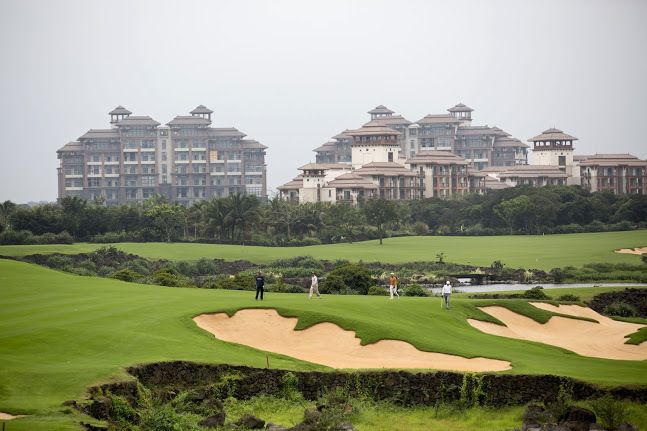 China's communist party lifts ban on golf, sport now legal in country #golf #u4golf1