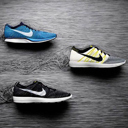 Nike HTM Flyknit.