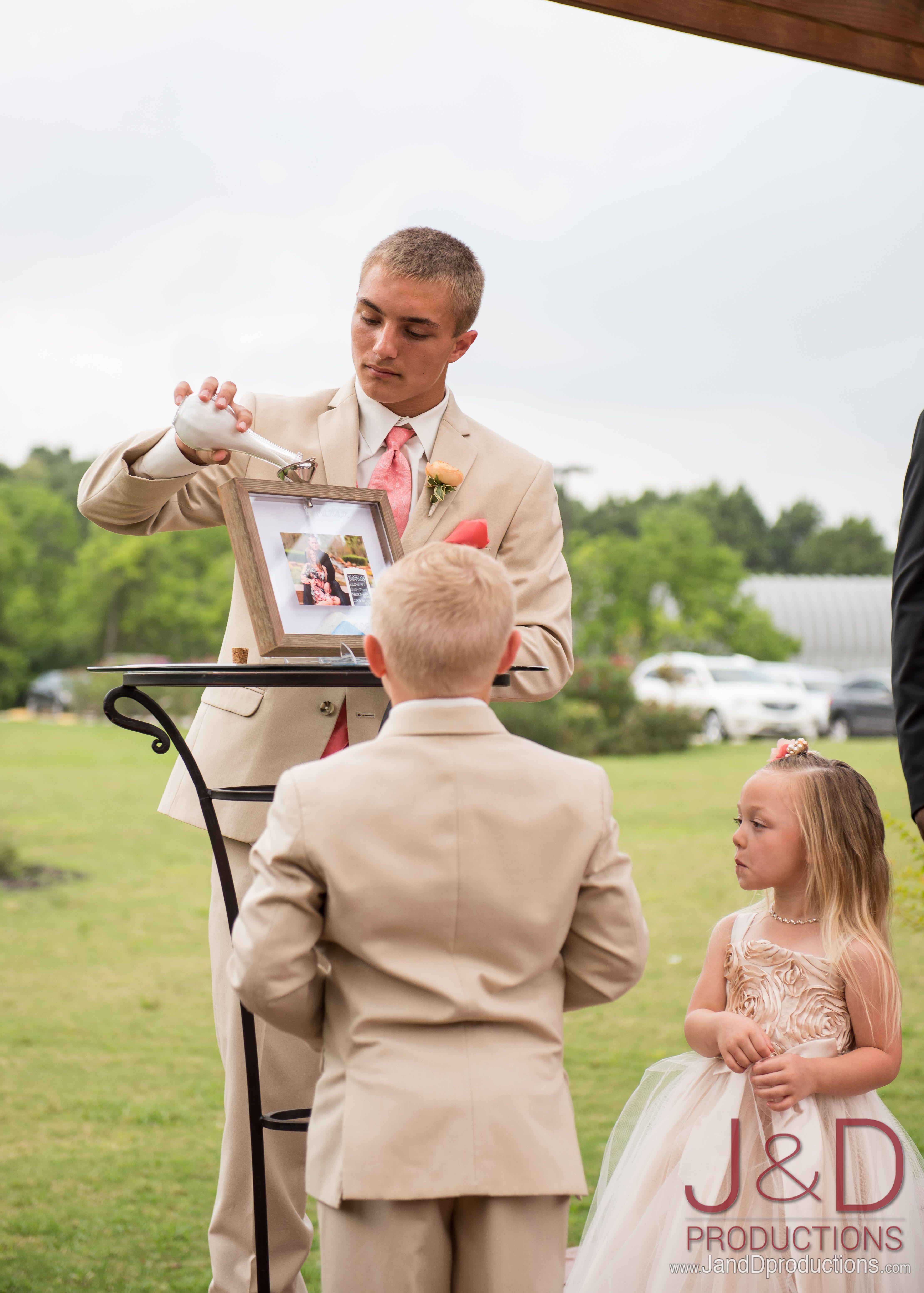 Wedding Sand Ceremony Outdoor Weddings In Houston