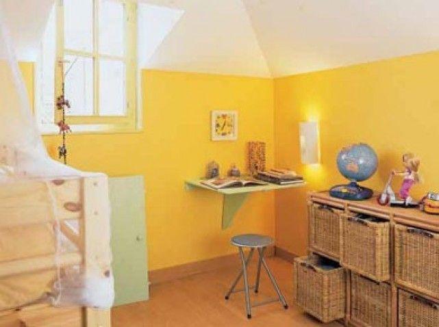 déco chambre garçon jaune | Déco | Pinterest | Deco chambre garcon ...