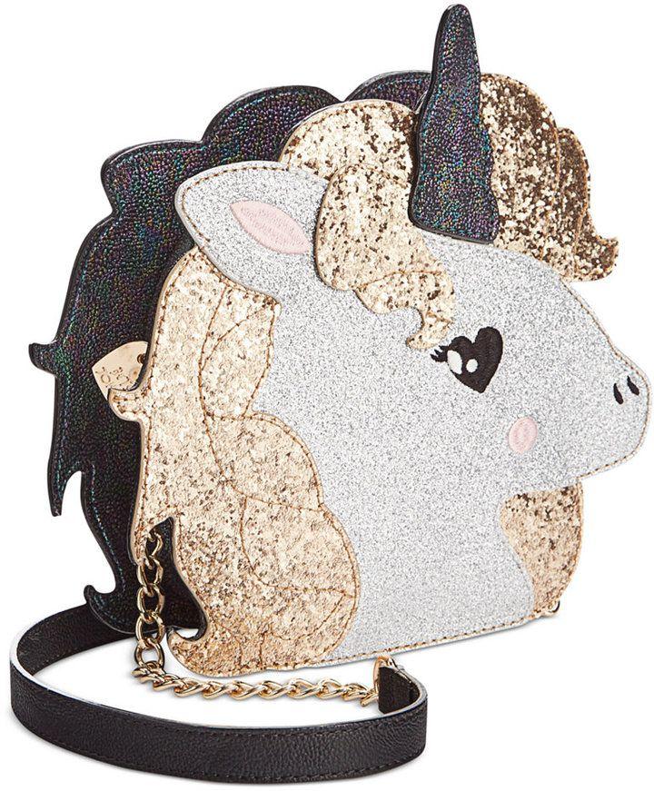 Cute Unique Unicorn Crossbody Bag. Cute Unique Unicorn Crossbody Bag Betsey  Johnson Handbags e11af364e001a