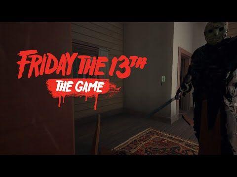 Checa Mi Nuevo Video De Friday The 13th The Game Jaons Me Saca Del Closet  Https