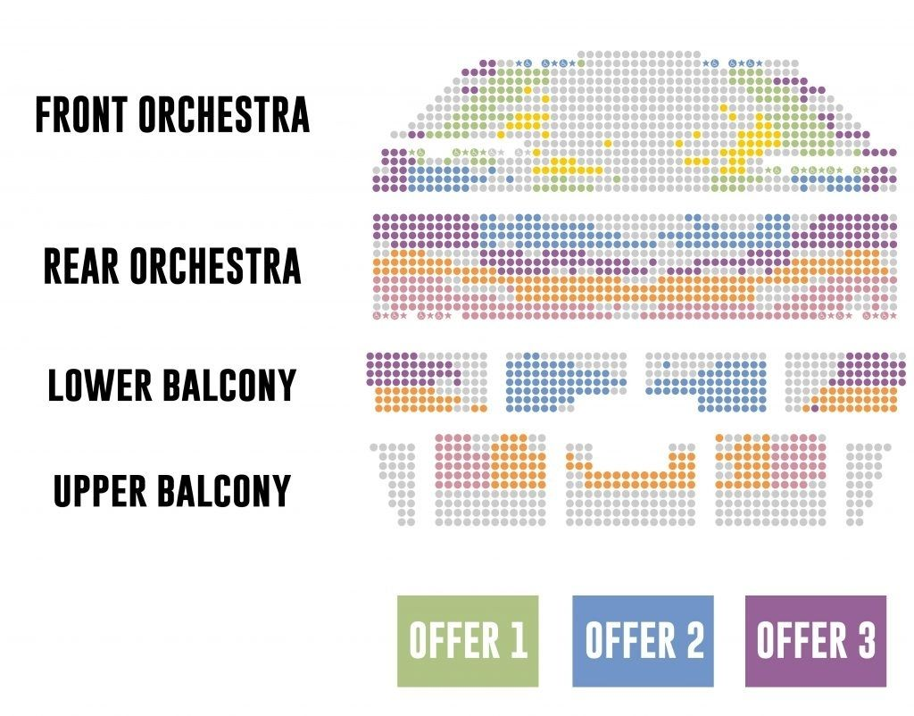Atlanta Symphony Hall Seating Chart In 2020 Seating Charts Chart Symphony