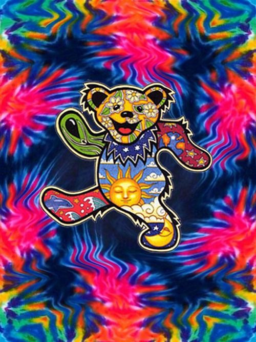 The Grateful Bearsss Grateful Dead Wallpaper Grateful Dead Bears Grateful Dead Dancing Bears