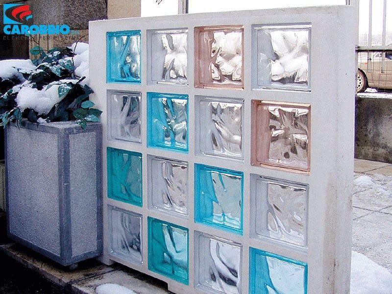 Bagno Vetromattone ~ Blocco di vetro pannelli in vetrocemento by carobbio love the colors