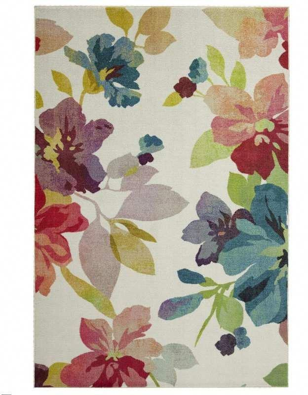 Look at this refreshing modern rug - what a very creative version #modernrug