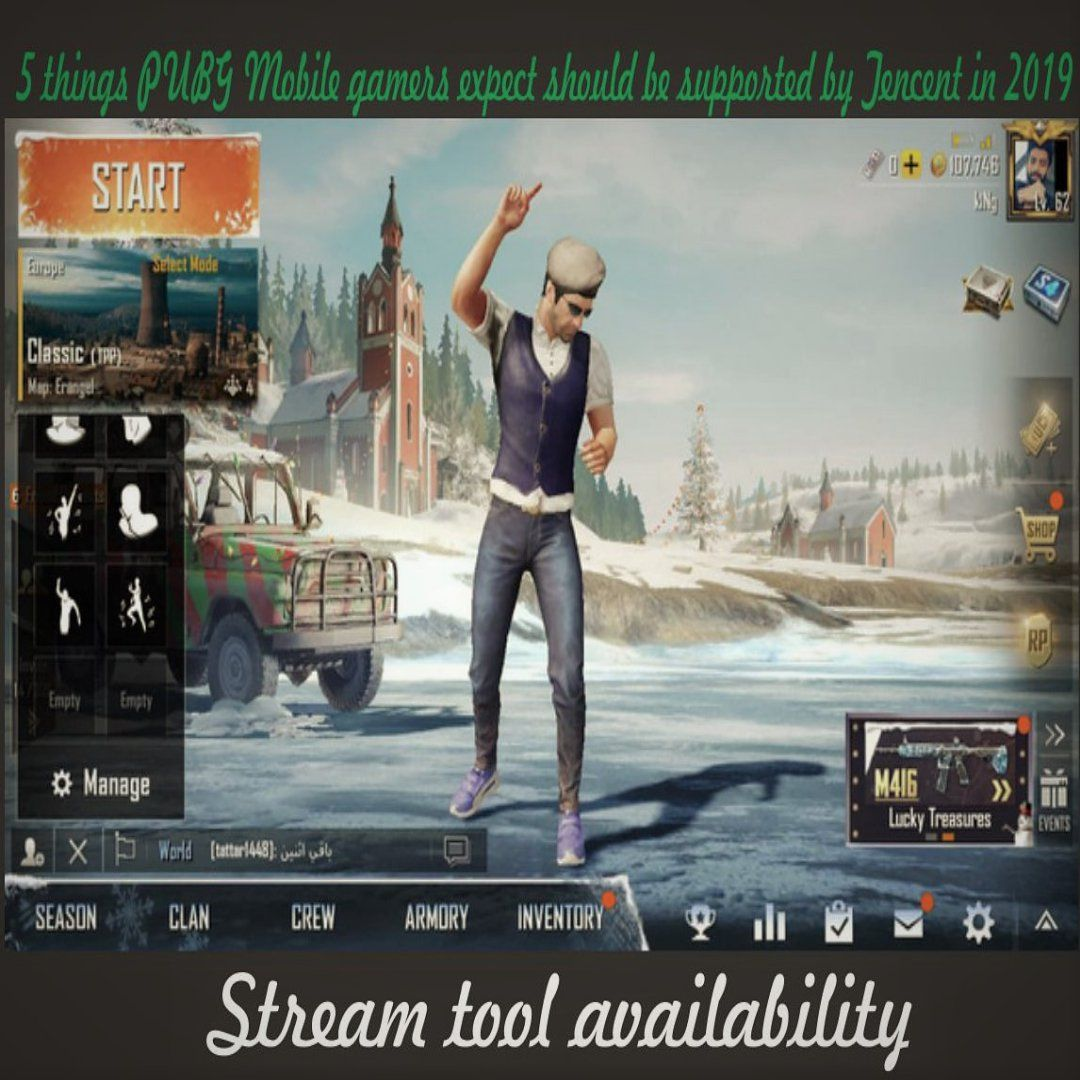 5 things PUBG Mobile gamers expect should be supported by