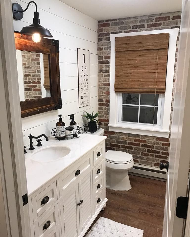 loving this look with brick against the white cabinet like the rh pinterest com