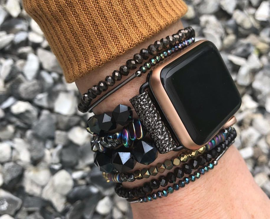 Locals We Have Erimish Apple Watch Bands At Tfl S Refinery Limited Supply These Are So Apple Watch Bands Fashion Apple Watch Fashion Apple Watch Bracelets