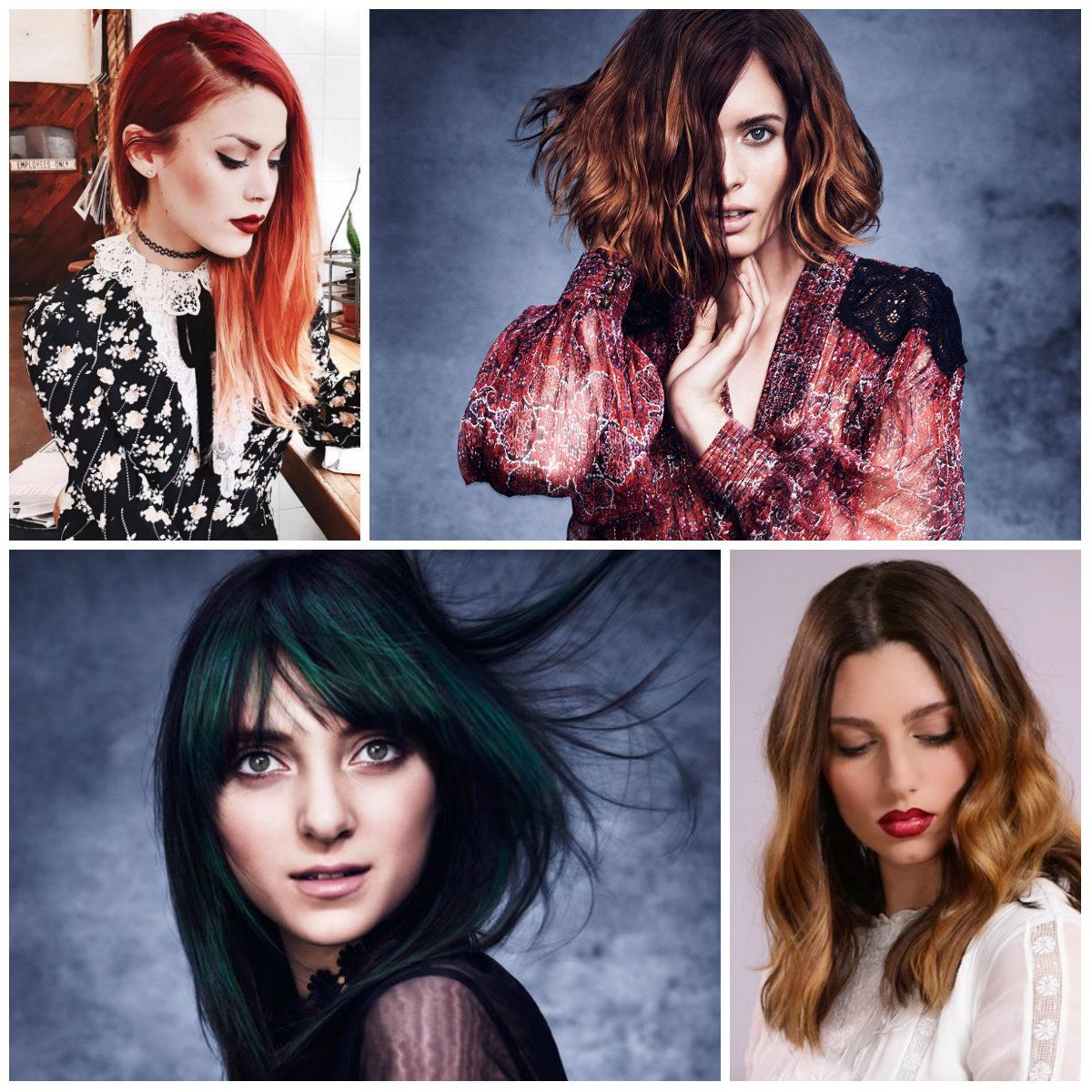 Eclipting Hair Color Technique for 2017   Hair and makeup ...
