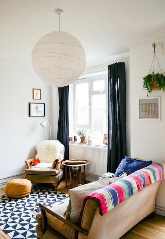 Room · 10 ideas to decorate your small living