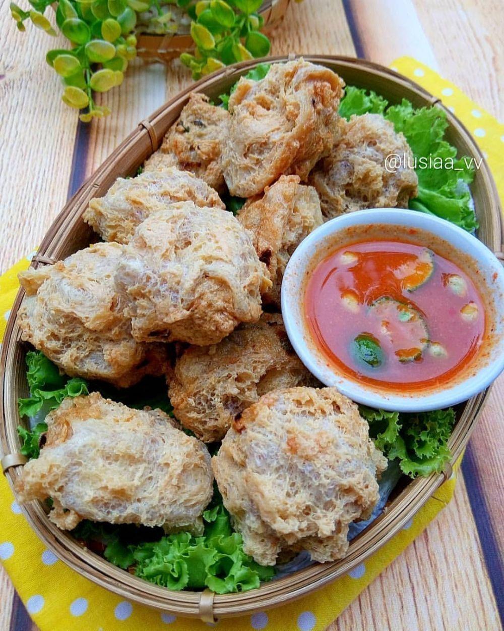 Resep Camilan Goreng Instagram Resep Makanan Makanan Ringan Pedas Makanan