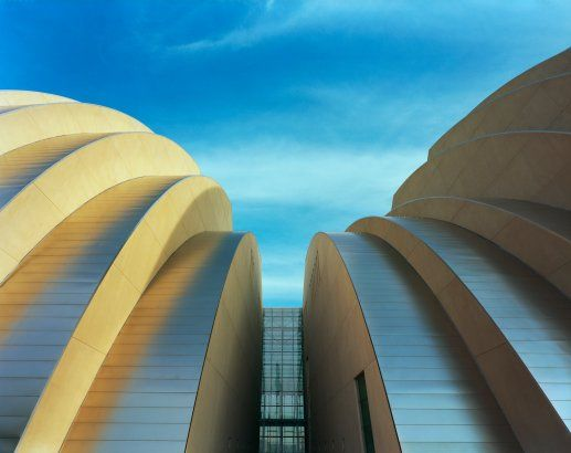 Project - Kauffman Center for the Performing Arts - Architizer