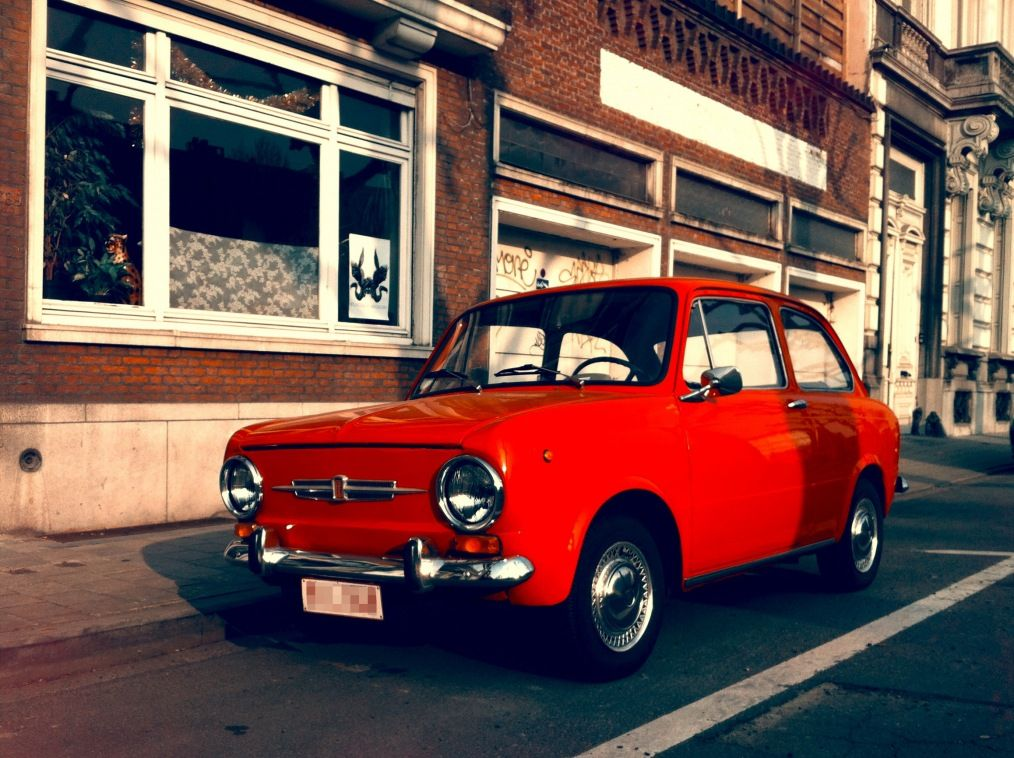 Car Of The Week Fiat 850 Motores Vida Equilibrada