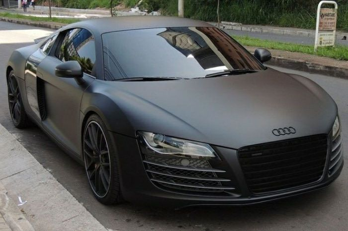 The sexiest car in the world: Audi r8