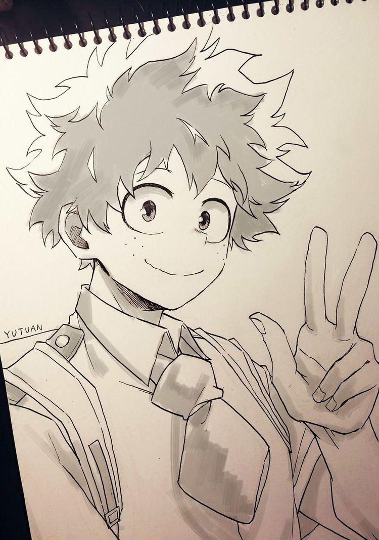 Pin By Kids Of America Awesome On Boku No Hero Academia Anime Sketch Anime Drawings Sketches Anime