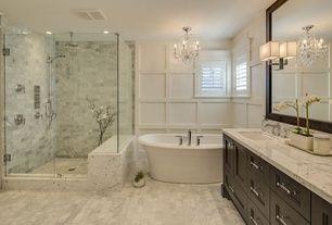 Traditional Master Bathroom With Master Bathroom Destiny