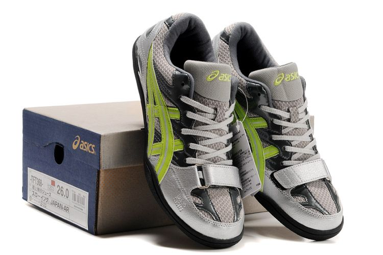a4c70c98b39a Asics Sneakers Suroingu Japan Ar Green-Silver-Grey