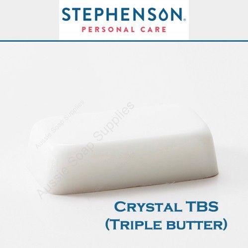 SLS Free Melt and Pour Glycerin Soap Base 12KG Crystal Super Clear