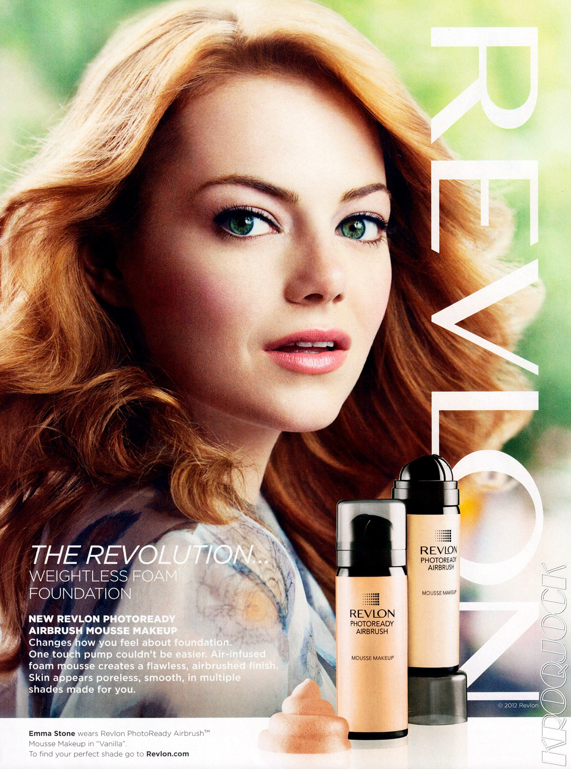 Emma Stone Red Hair, Emma Stone Makeup, Mousse Makeup, Retro Makeup,