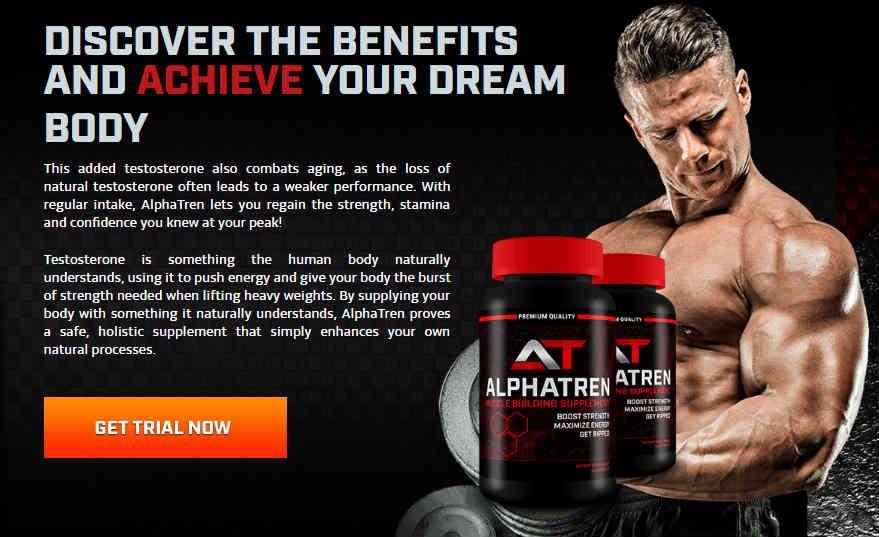 Alpha Tren - Smart Muscle Building Supplement Reviews. Is It Legit or Scam?