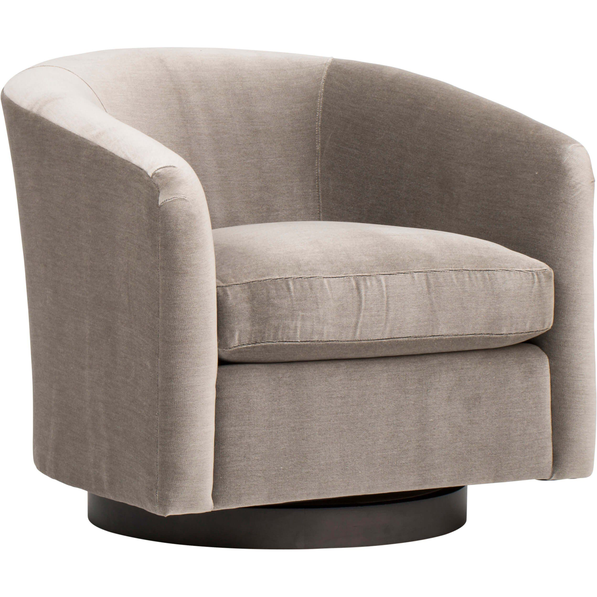 Coltrane Swivel Chair, Vernon Swan Chair, Dining room