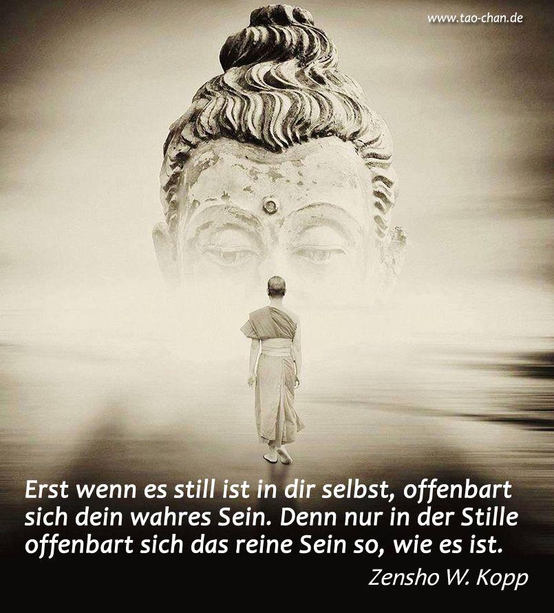 Zitat Von Zen Meister Zensho W Kopp Zen Zenquotes