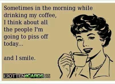 Coffee humor ;-)