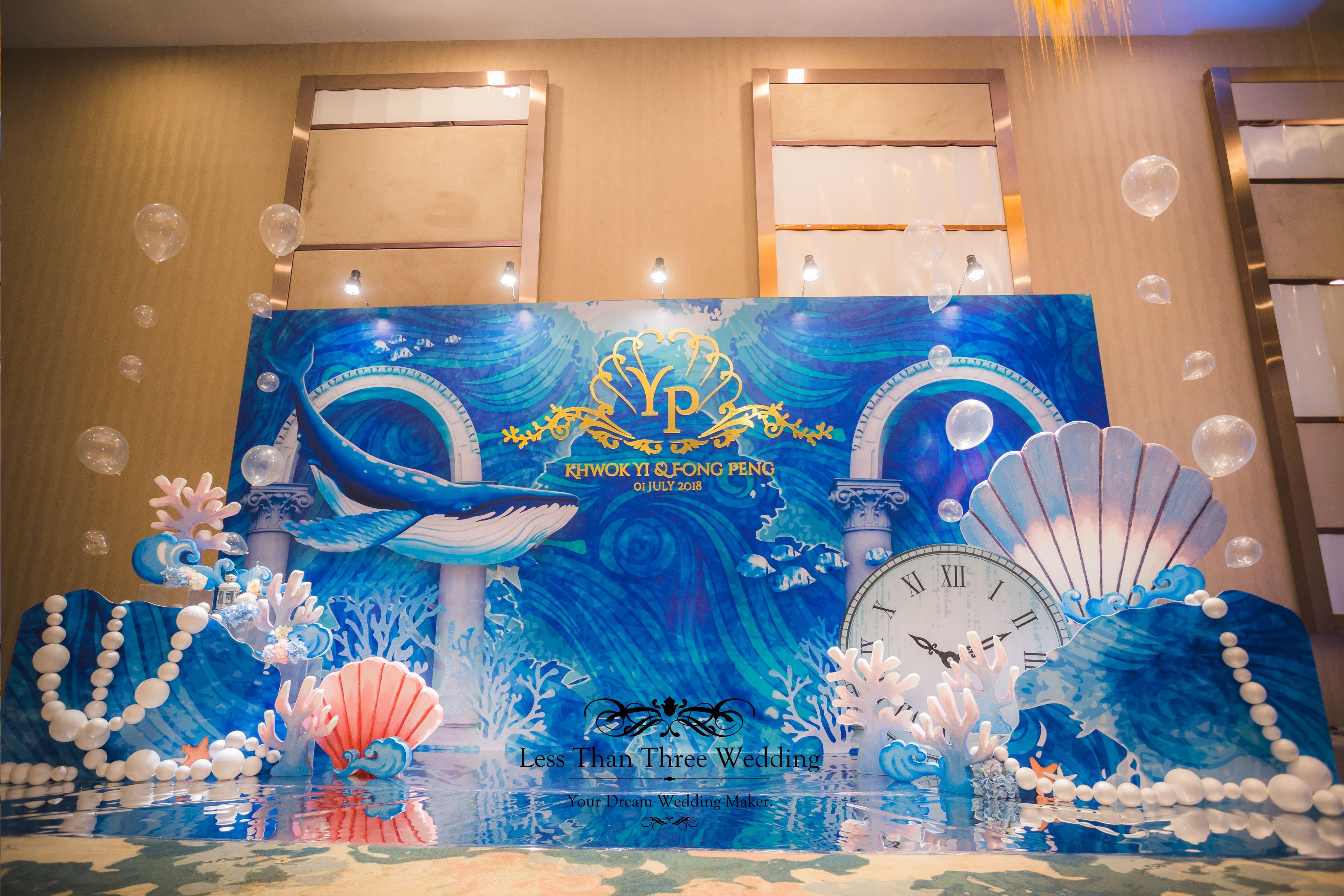 Oceanthemewedding Ocean Wedding Decoration Photobooth Sea