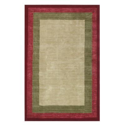Beau Home Decorators Collection Karolus Multi 5 Ft. 3 In. X 8 Ft. 3