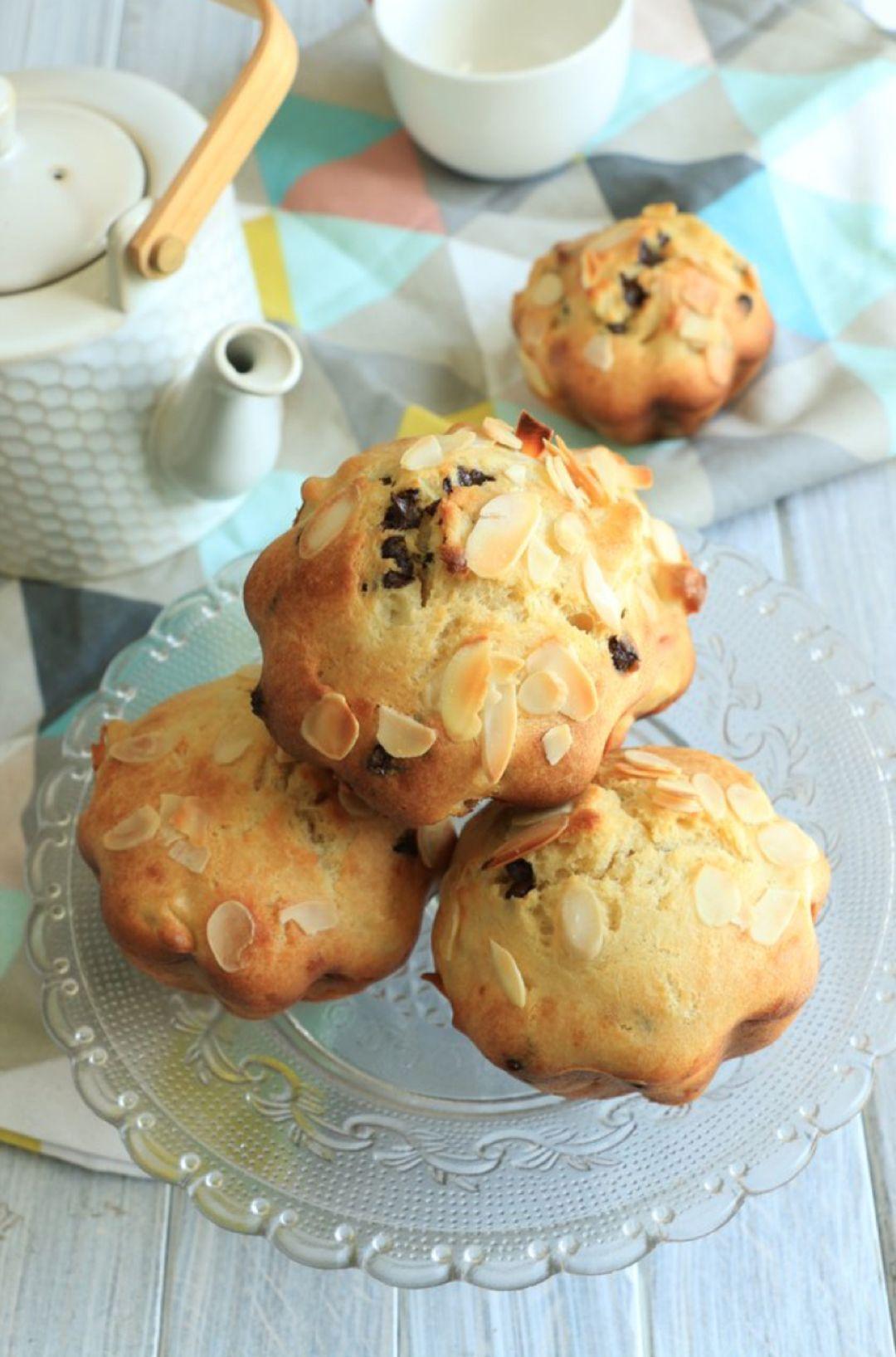 Gâteaux spécial petit déjeuner (à la farine de riz et à l'huile de coco) (tome Mincir et Gourmandises 2 - 288cal par très gros gâteau)