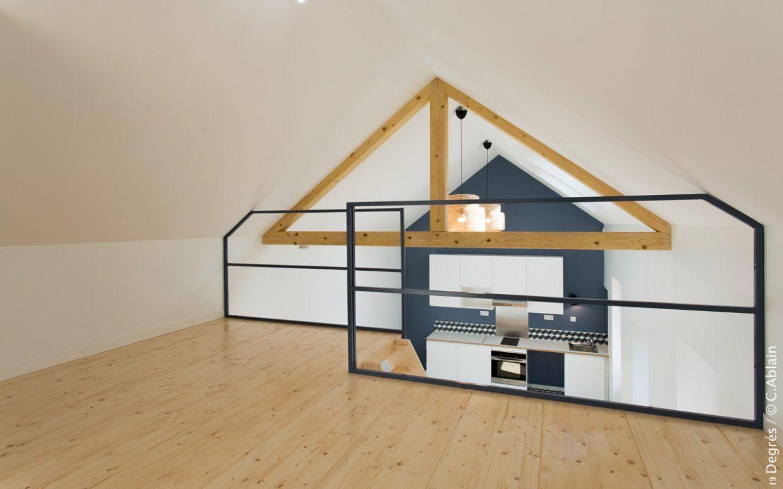 Aménagement Mezzanine Petit Espace aménagement petits espaces mezzanine suspendue | amenagement