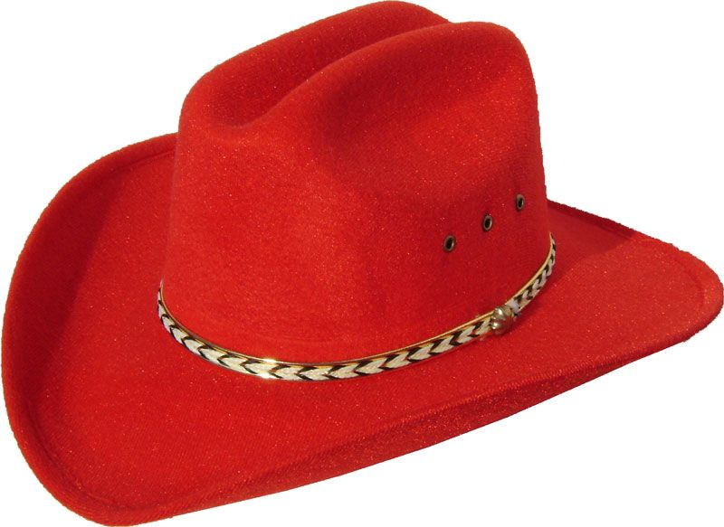 red cowboy hat 662ec4a95e5e