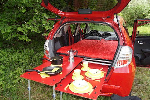 Swissroombox Home Swiss Room Box Design Camp Mini Van
