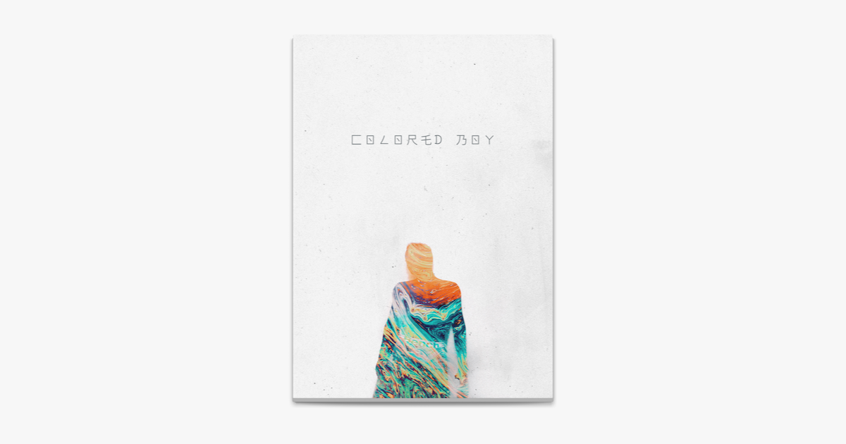 Colored Boy Sponsored Boy Books Download Colored Ad Graphic Poster Photo Book Color