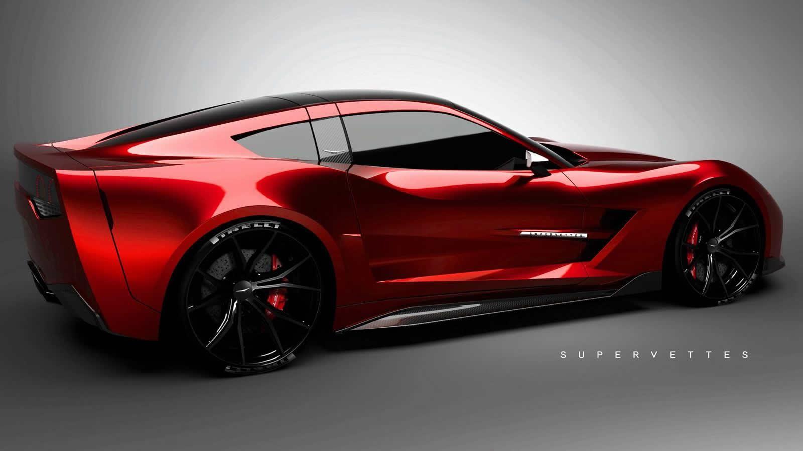 supervettes sv8 r chevrolet corvette c6 custom body kit c6