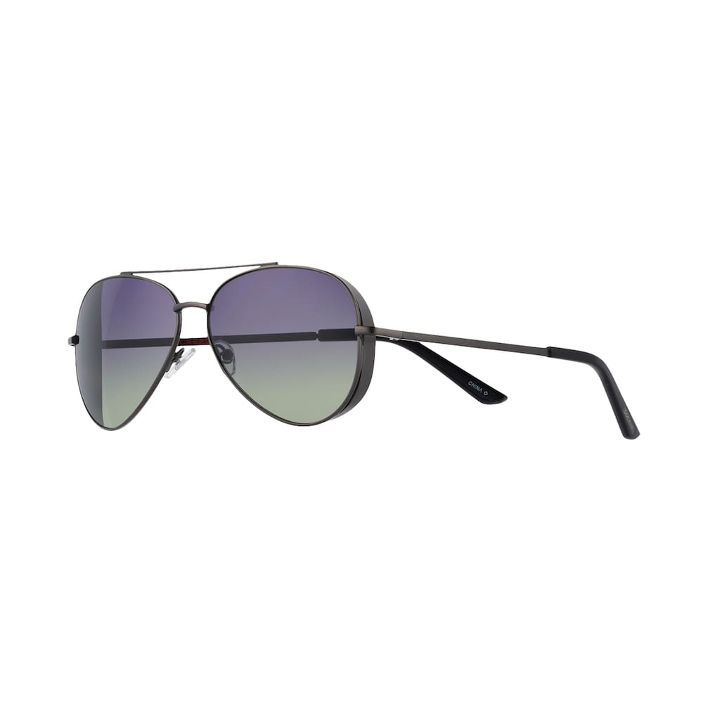 6e73495beb Men s Dockers Gunmetal Sunglasses