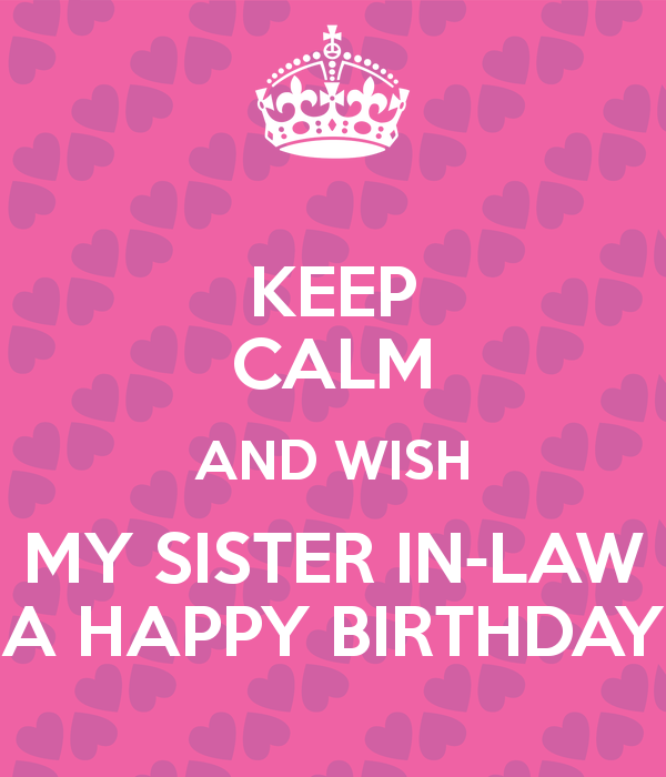 Sister In Law Birthday Meme