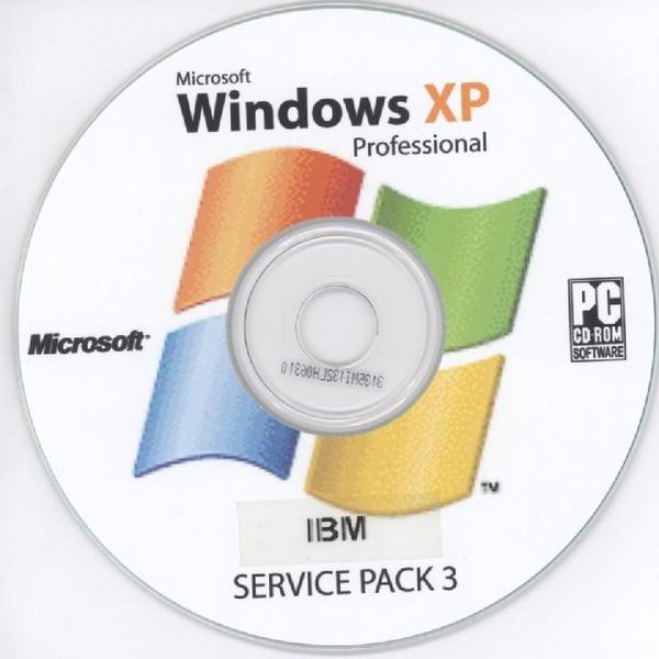 Образ cd windows xp