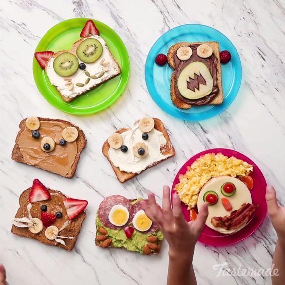 Basic Bear #basic #healthyrecipes