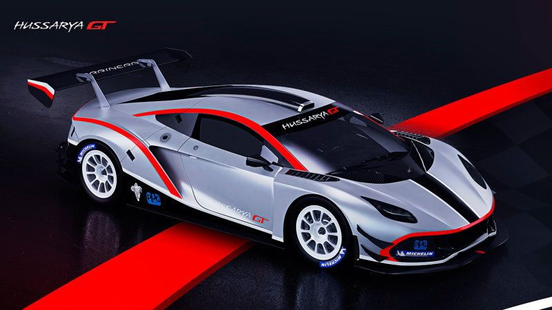 Polish supercar Arrinera Hussarya GT debuts in race form Cars - racing form