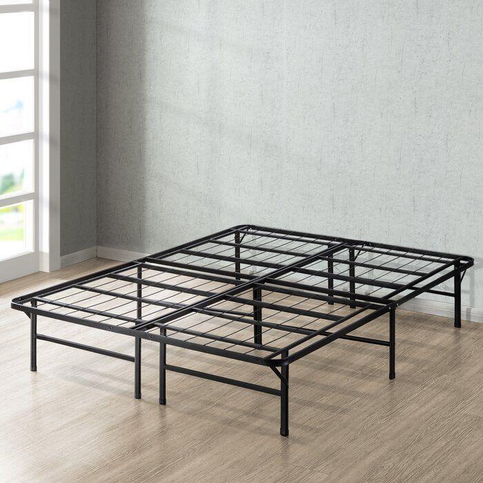 Sleep Trends Hercules Universal Adjustable Metal Bed Frame