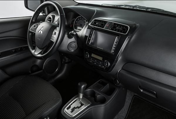 2016 Mitsubishi Mirage Review Price Sedan