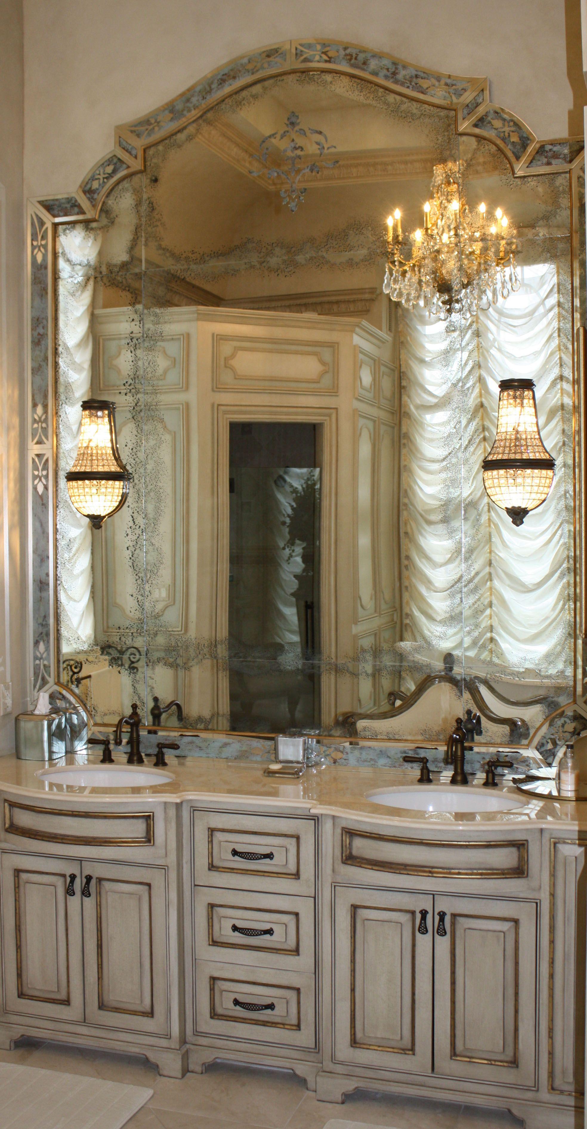 Bathroom #antique Design  Bathrooms  Pinterest  Bathroom Alluring Bathroom Vanities Luxury Inspiration