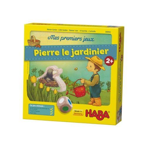 Jeu De Societe Pierre Le Jardinier Haba Pour Enfant De 2 Ans A 6 Ans Oxybul Jeux Cooperatifs Jeux De Societe Jeux De Societe Enfant