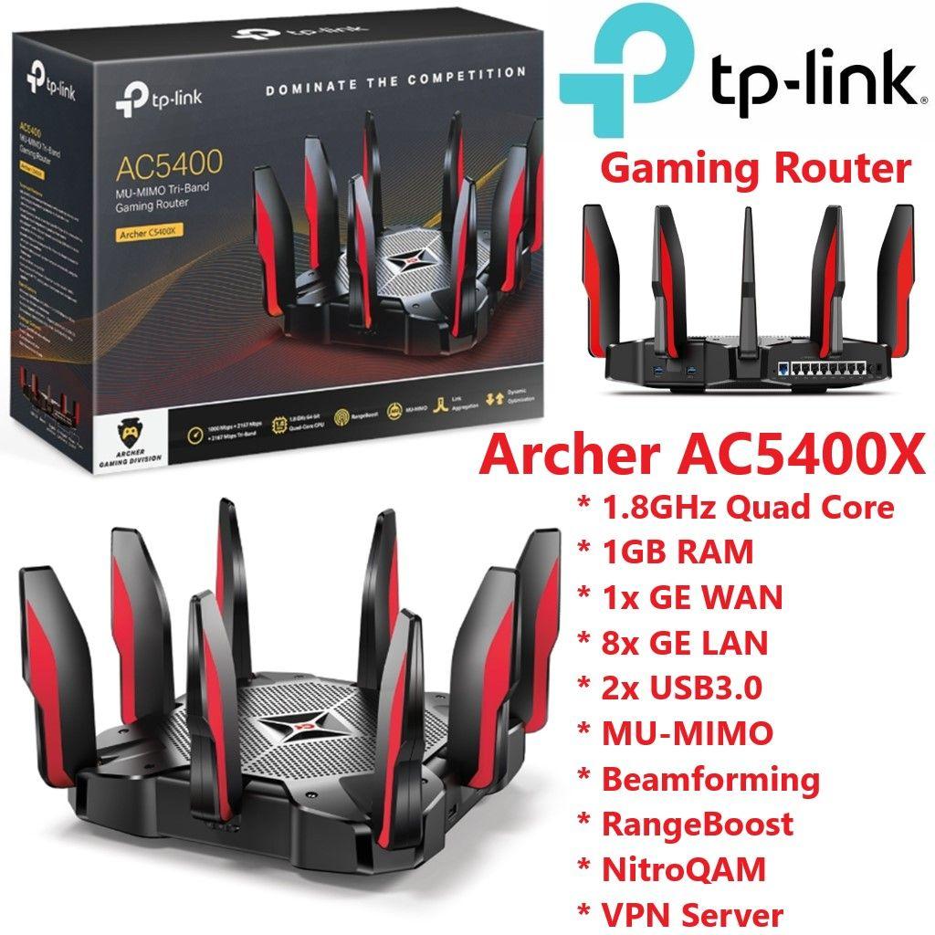 Tp Link Safestream Wireless N Gigabit Broadband Vpn Router