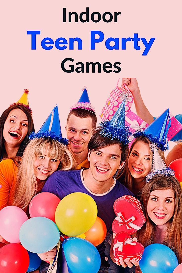 Photo of 15 Crazy Fun Indoor Games for Teens